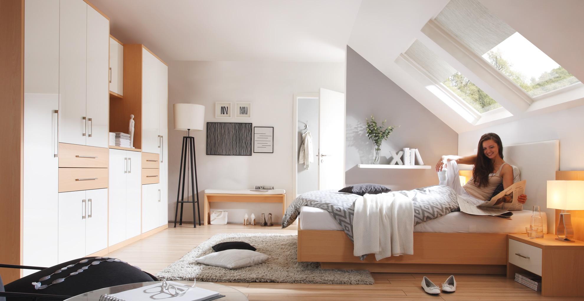 Planbare Möbel<br>bis ins Detail.